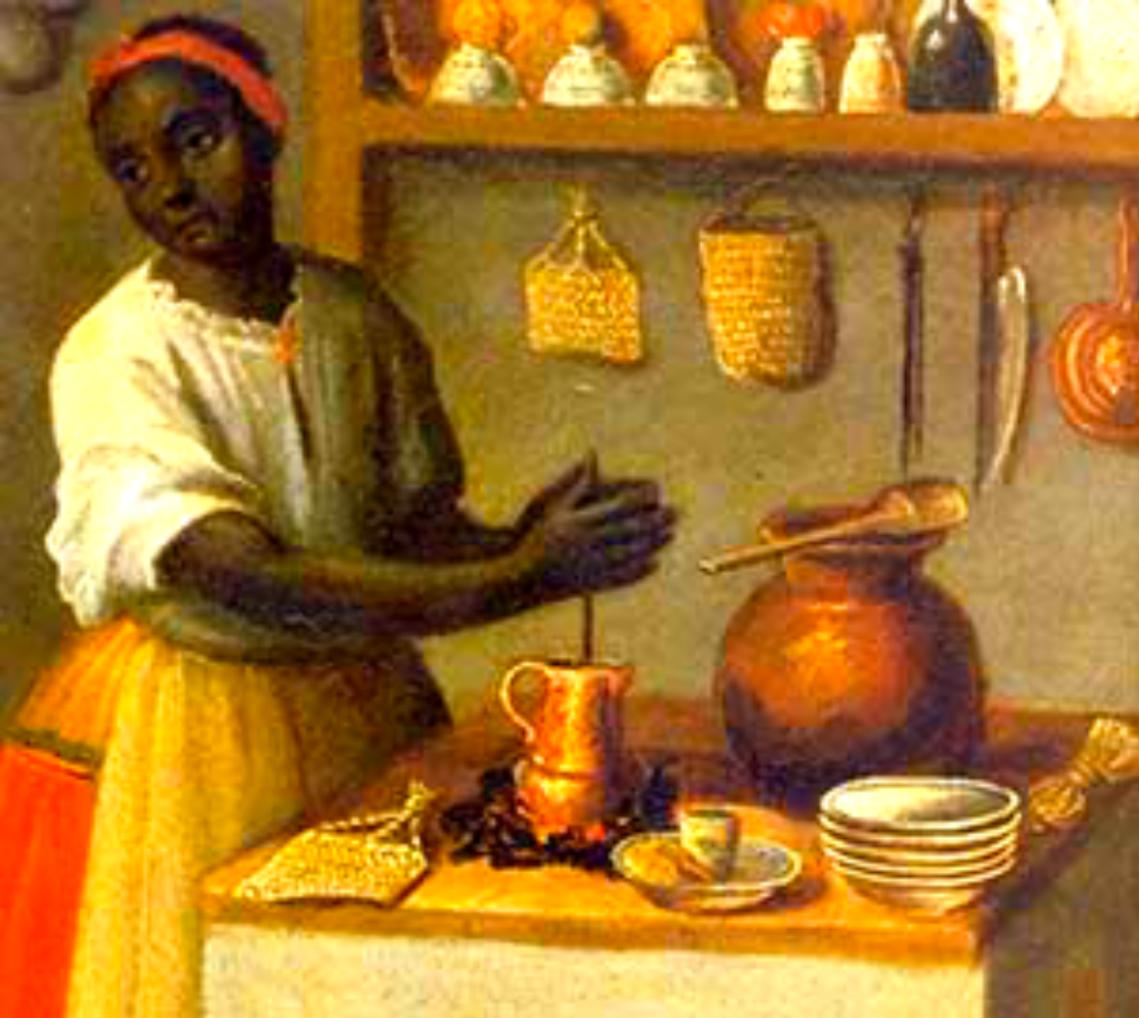 African influence-Chanfainita
