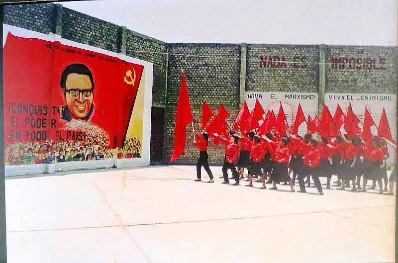 Los Orígenes del Grupo Terrorista 'Sendero Luminoso'