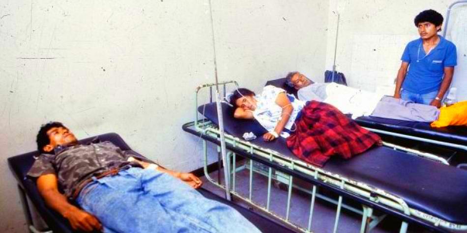 La Epidemia del Cólera en el Perú, 1991