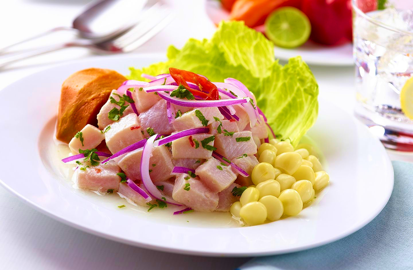 The Astonishing Varieties of Peruvian Ceviche